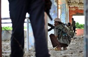 Somalai timeline: Hizbul Islam fighters