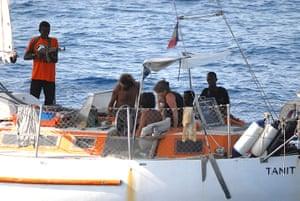 Somalai timeline: Somali pirates