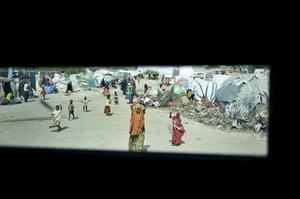 Somalai timeline: war-ravaged Mogadishu