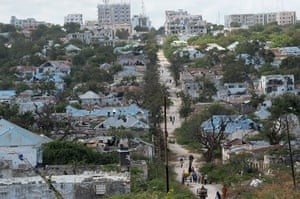 Somalai timeline: Mogadishu in 2011