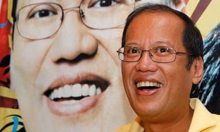 Philippines president Benigno 'Noynoy' Aquino III