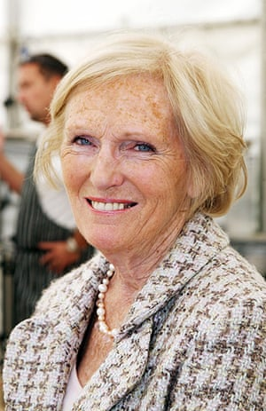 10 best: Mary Berry