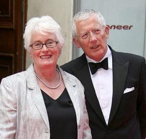 10 best: Nick Hewer and Margaret Mountford