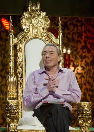 10 best: Andrew Lloyd Webber on 'Over the Rainbow'