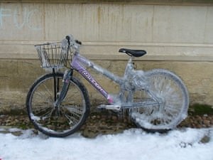 Weekend Readers Pictures: Icycle Bicycle by Lorna Pearson