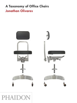 Diagram Prize: A Taxonomy of Office Chairs