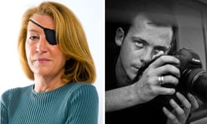 Sunday Times correspondent Marie Colvin and French photographer Remi Ochlik