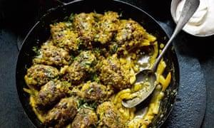 Yotam Ottolenghi's meatball recipes