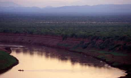 Omo river Ethiopia