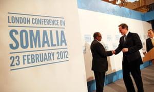 Somalia London conference