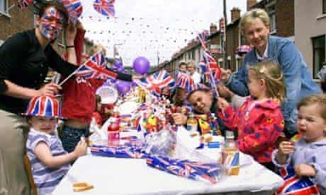 Community street party