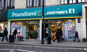 Poundland has suspended its involvement in the back-to-work scheme 7d4f91d9c