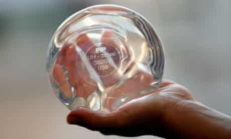 PIP breast implant