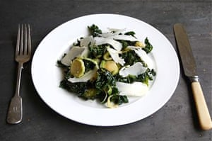 brassica and cheese