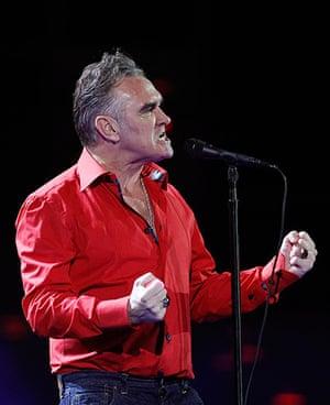 Week In Music: Morrissey