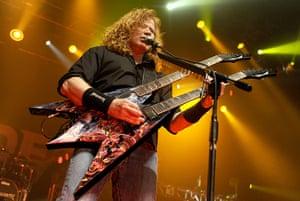 Week In Music: Megadeth