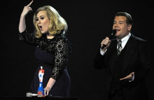 Week In Music: The Brit Awards