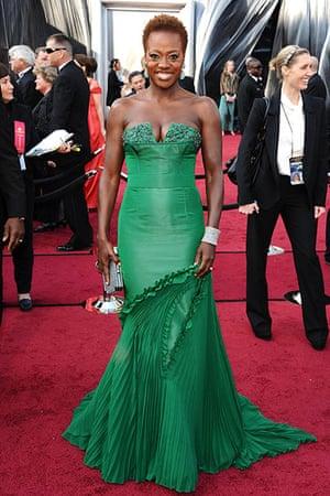 Oscars dresses: Viola Davis