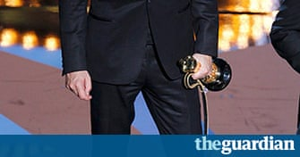Oscars 2012 the ceremony in pictures film the guardian for Dujardin richard