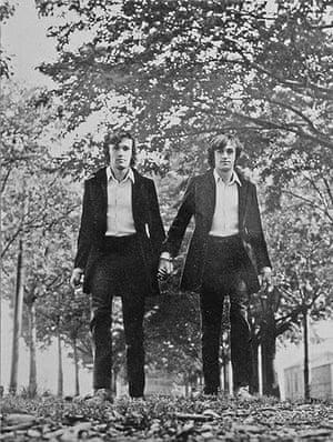 Alighiero Boetti: Alighiero Boetti Twins 1968