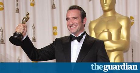 Jean dujardin getting an oscar is like winning the world for Dujardin 007