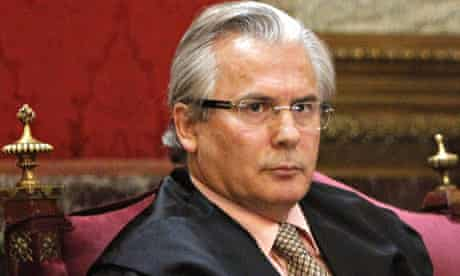 Baltasar Garzón has been cleared over his investigation into Franco-era crimes