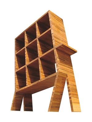 Bookshelf by Alex Johnson: Osisu Elephant