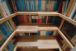 Bookshelf by Alex Johnson: Staircase