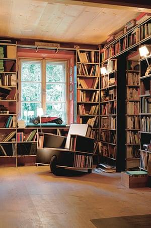 Bookshelf By Alex Johnson Bookinist