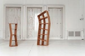 Bookshelf by Alex Johnson: 6 degree