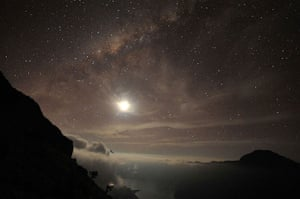 Feb 12 Been there comp: Mount Rinjani in Lombok, Indonesia