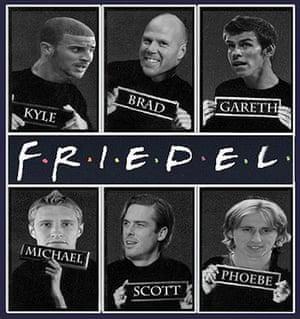 Brad Friedel: Brad Friedel