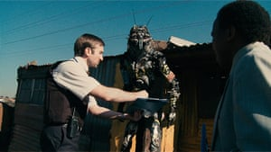 Science Fiction movies: DISTRICT 9