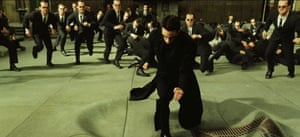 Science Fiction movies: MATRIX RELOADED