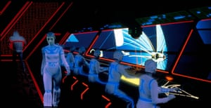 Science Fiction movies: Tron