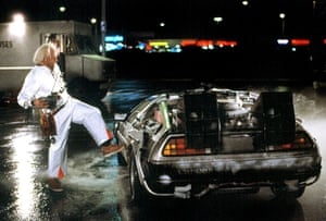 Science Fiction movies: Back To The Future