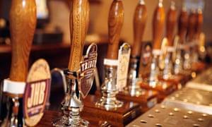 Beer pumps