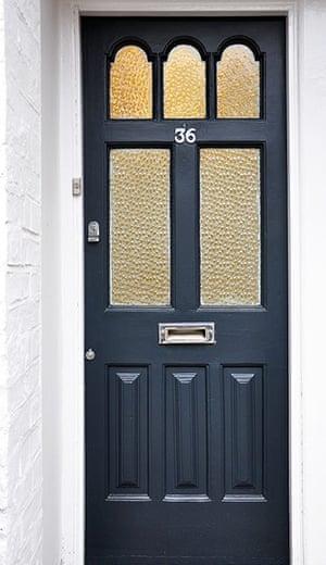 interiors editors homes: Charlotte Duckworth's front door