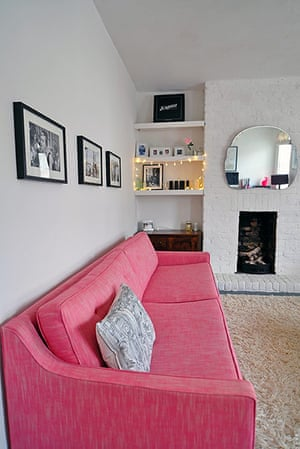 interiors editors homes: Charlotte Duckworth's living room