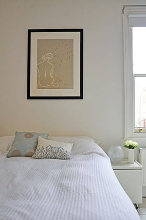 interiors editors homes: Charlotte Duckworth's bedroom