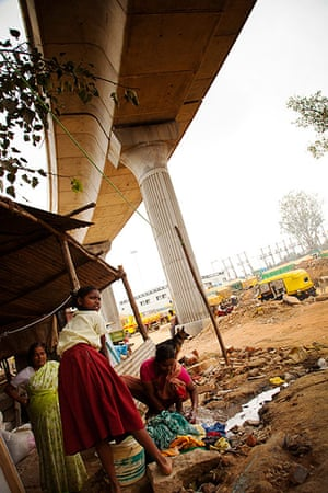Slums of Bangalore: The other side of India's IT capital