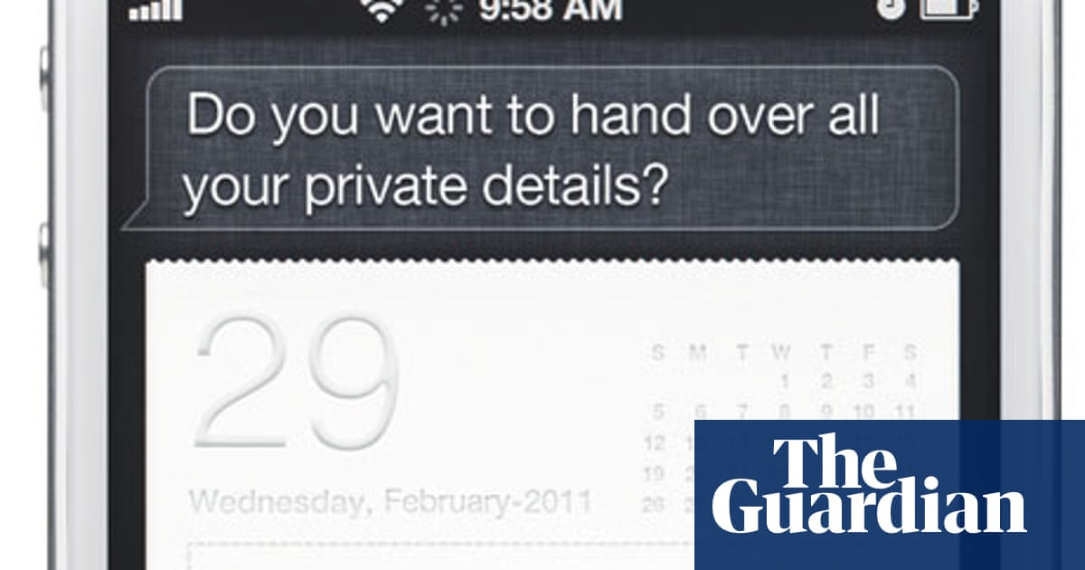 The end of online privacy?   Technology   The Guardian