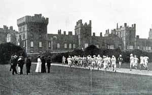 1908 Olympics: marathon