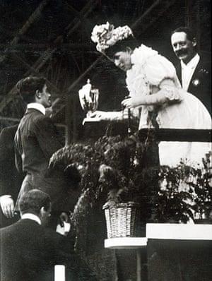 1908 Olympics: pietri