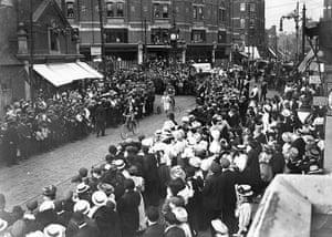 1908 Olympics: Marathon 1908