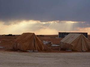 Tom Hurndall : Al-Rweished Refugee Camp, Jordan.