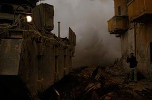 Tom Hurndall : the streets of Rafah