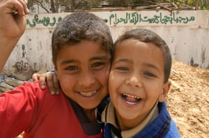 Tom Hurndall : wo boys in the Brazilian area of central Rafah