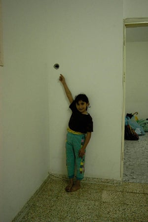 Tom Hurndall : The house of Dr. Samir, Rafah