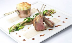 St David's Day recipe: duet of Welsh lamb